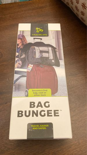 Bag bungee for Sale in North Potomac, MD