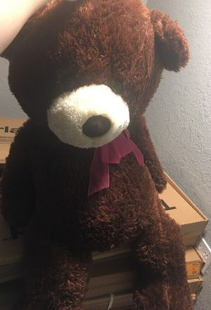 Gaint teddy bear for Sale in Palm Harbor, FL