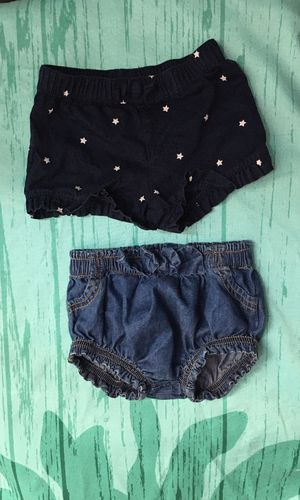 Fourth of July / 4th of July Infant Baby Girl Summer Bloomer Shorts for Sale in Garden Grove, CA
