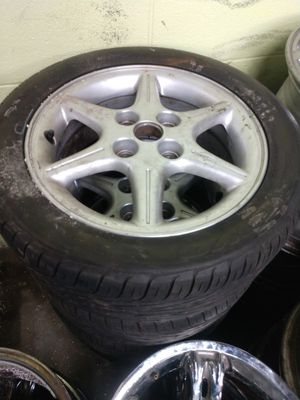 16 inch Nissan Altima 4 lug rims for Sale in Los Angeles, CA