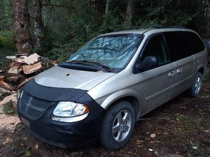 2005 dodge grand caravan STX for Sale in Shelton, WA