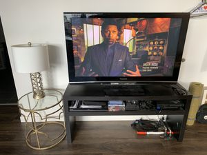 IKEA Console table/Tv stand (55 X 15.5) for Sale in Portland, OR