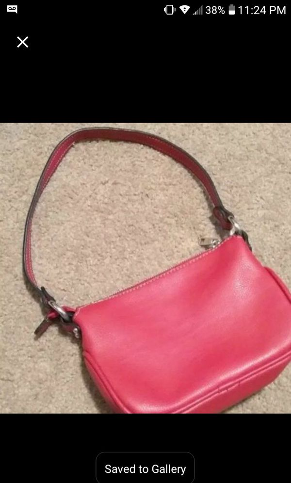 ~Marc Jacobs Vntg Sm Leather Hobo Bag~