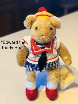Mary Engelbreit Edward the Teddy Bear Collectible Plush Toy for Sale in Phoenix, AZ