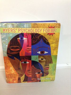 Myers Psychology for AP for Sale in Lakewood, CO