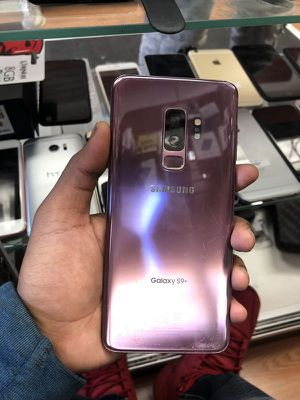 Galaxy S9+ PLUS Unlocked with a 30 Day WARRANTY! Check-out profile for prices of other phones like Galaxy S7 Edge S8 S8+ Note 5 and iPhones. PLEASE R for Sale in Los Angeles, CA