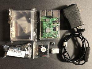Raspberry Pi 3 B w/ 16 GB SD & More for Sale in Newark, DE