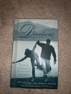 Devotions for Dating Couples for Sale in Lynchburg, VA