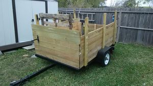 5 by 8 utility trailer for Sale in Pasadena, TX