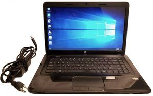 Refurbished 15.6 Inch HP Laptop, Windows 10 Pro, 8GB RAM, AMD Proc for Sale in Dover, NH
