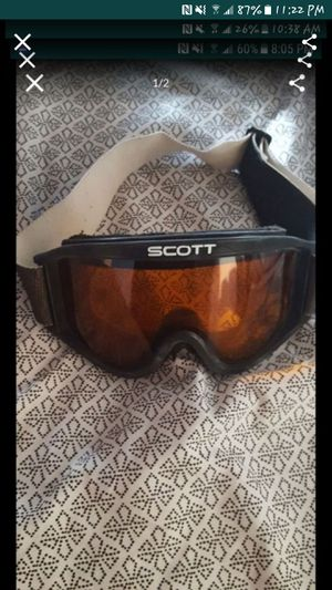 Scott Goggles for Sale in Riverside, CA