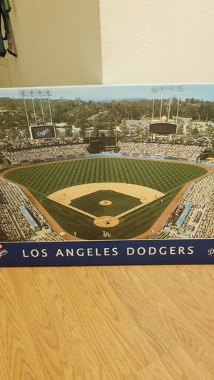 Dodgers canvas print for Sale in Huntington Beach, CA
