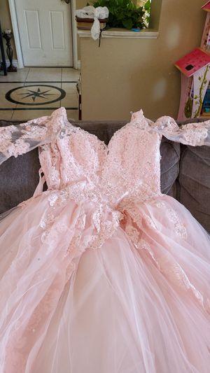 Morilee Pink Quinceanera Dress for Sale in Bakersfield, CA