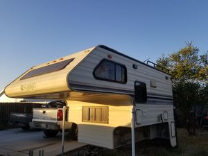 Short bed camper for Sale in Fontana, CA