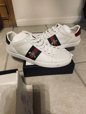 Gucci Ace Embroider Sneakers Authentic for Sale in Fresno, CA