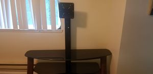 Entertainment Center Stand Holds Flat Screen TV for Sale in Portland, OR