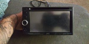 JVC, car stereo w/DVD,cd Receiver for Sale in Bakersfield, CA