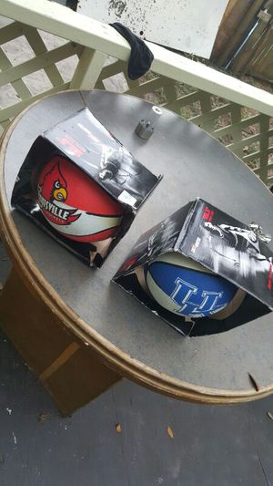 UofL &' UofK basketballs for Sale in Tampa, FL