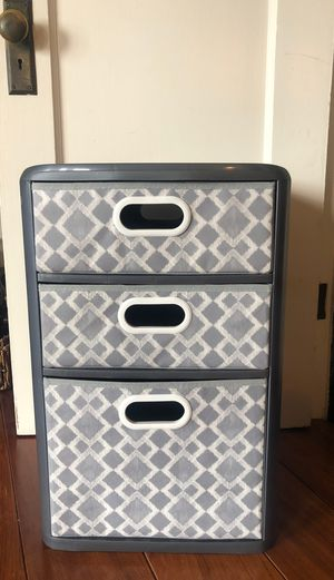 Closet Canvas storage organizer drawers for Sale in Berkeley, CA