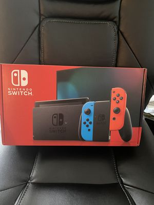 Brand new Nintendo Switch!!! Never used! Has never been open!! $420 for Sale in Opa-locka, FL