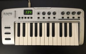 M-Audio Key Rig 25 (highest offer) for Sale in San Diego, CA