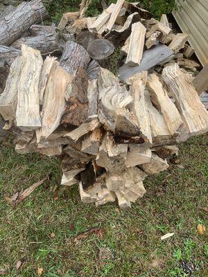 Seasoned firewood- will deliver for Sale in Covington, GA
