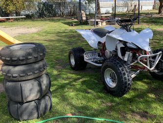 2004 Yfz 450 Freshly Rebuilt Nd Several Goodies for Sale in Fresno,  CA