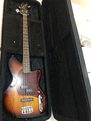 Used Ibanez TMB100 Electric Bass Guitar 3 Color Sunburst for Sale in Everett, WA