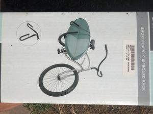 Surf rack for bike for Sale in San Diego, CA