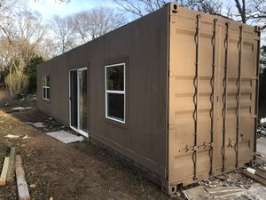 40 ft small home shipping container for Sale in Murchison, TX