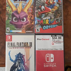 Nintendo Switch Games for Sale in Phoenix, AZ