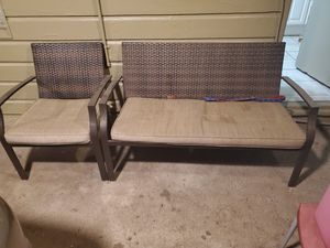 Patio furniture set for Sale in Dallas, TX