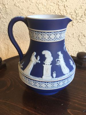 Collectible Blue Antique Pitcher/Vase for Sale in Rancho Cucamonga, CA