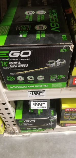 Brand new in box ego trimer with batery and charger for Sale in Oakland, CA
