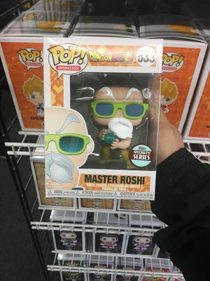 Master Roshi Funko Pop for Sale in Los Angeles, CA