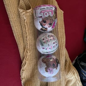LOL Dolls 3 Ball Set Trade for Sale in Tampa, FL