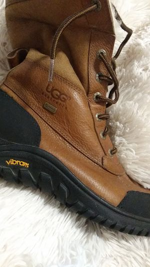 UGG Leather boots for men your kick it very well cared for and firm for Sale for sale  Atlanta, GA