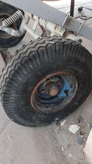 Trailer Tires 4 lug for Sale in Las Vegas, NV
