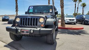 2018 Jeep Wrangler JK Unlimited Sport S Convertible for Sale in Las Vegas, NV