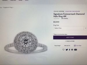 Beautiful 1 carat Engagement Ring for Sale in Riverside, CA