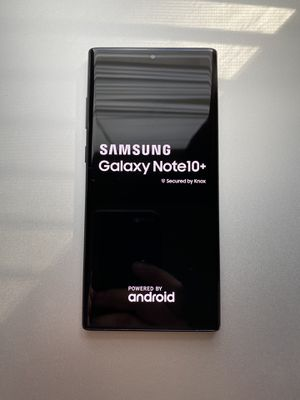 Samsung Galaxy Note 10 Plus 256GB (AT&T or Cricket) for Sale in Atherton, CA