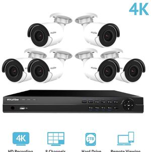 8 Channel Home Security System for Sale in Winchester, KY