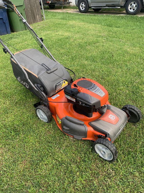 Husqvarna All Wheel Drive Lawn Mower