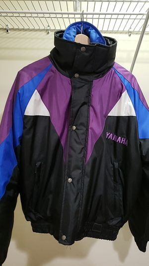 Men's Yamaha snowmobile jacket for Sale in Aurora, IL