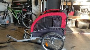 2-in-1 Pet Stroller and Bike Trailer for Sale in Fontana, CA