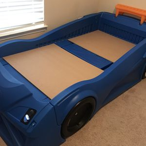 Step2 Hot Wheels Car Bed for Sale in Fairfax, VA