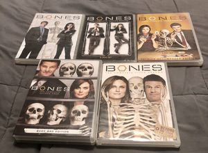 Bones Seasons 1 - 5 for Sale in Fulton, MD