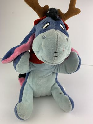 RARE EEYORE REINDEER HOLIDAY PLUSH KMART EXCLUSIVE for Sale in Highland, CA