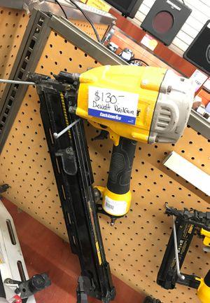 Dewalt Nail Gun for Sale in Chicago, IL