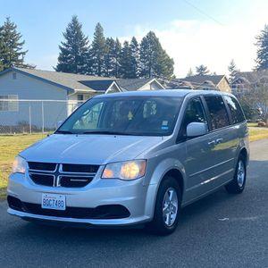 2012 Dodge Grand Caravan for Sale in Lakewood, WA